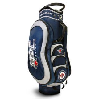 Team Golf Winnipeg Jets Medalist Cart Bag
