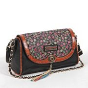 Nicole Lee Larelle Floral Print Shoulder Bag