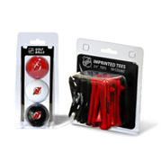 Team Golf New Jersey Devils Ball and Tee Set