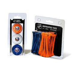 Team Golf New York Islanders Ball & Tee Set