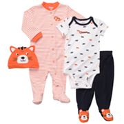 Carter's Tiger Sleep and Play Set - Baby