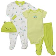 Carter's Frog Sleep and Play Set - Baby