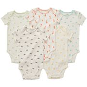 Carter's 5-pk. Animal Bodysuits - Baby