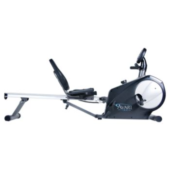 Avari Conversion II Rower/Recumbent Exercise Bike