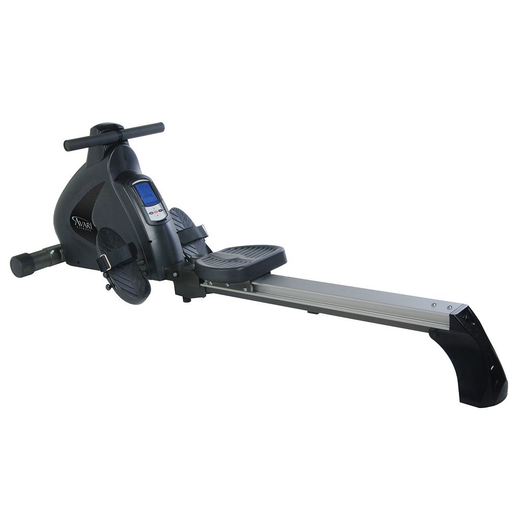 Avari Programmable Magnetic Rowing Machine