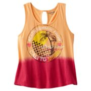 Hang Ten Beach Bummin' Tank - Girls 7-16