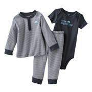 Carter's Turtle Bodysuit Set - Baby
