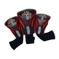 Team Golf Florida Panthers 3 pc Contour Head Cover Set