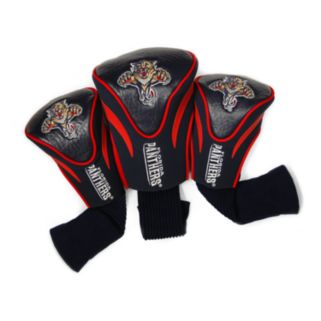 Team Golf Florida Panthers 3-pc. Contour Head Cover Set