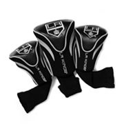 Team Golf Los Angeles Kings 3-pc. Contour Head Cover Set