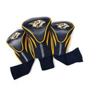 Team Golf Nashville Predators 3-pc. Contour Head Cover Set