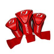 Team Golf New Jersey Devils 3-pc. Contour Head Cover Set