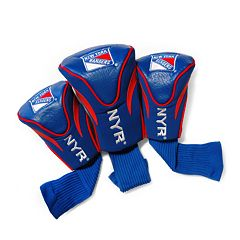 Team Golf New York Rangers 3-pc. Contour Head Cover Set
