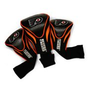 Team Golf Philadelphia Flyers 3-pc. Contour Head Cover Set