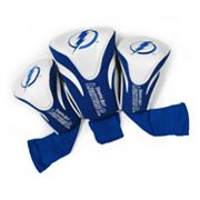 Team Golf Tampa Bay Lightning 3-pc. Contour Head Cover Set