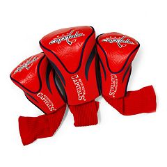 Team Golf Washington Capitals 3-pc. Contour Head Cover Set