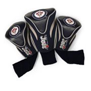Team Golf Winnipeg Jets 3-pc. Contour Head Cover Set