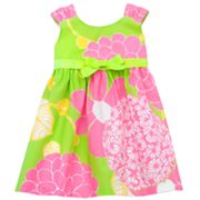 Rare Editions Floral Sundress - Toddler