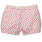 OshKosh B'gosh Polka-Dot Woven Shorts - Toddler