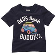 OshKosh B'gosh Dad's Beach Buddy Tee - Toddler