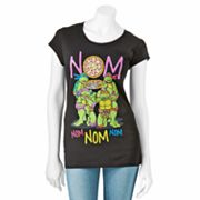 Freeze Teenage Mutant Ninja Turtles Pizza Tee - Juniors
