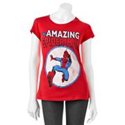 Freeze The Amazing Spider-Man Tee - Juniors