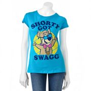 Freeze Boo-Boo Bear Shorty Got Swagg Tee - Juniors