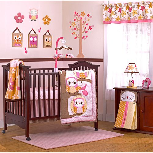 CoCaLo Baby In the Woods 8-pc. Crib Bedding Set