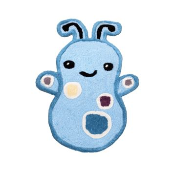 CoCaLo Baby Peek A Boo Monsters Rug