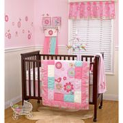 CoCo and Company Bailey 4-pc. Crib Bedding Set