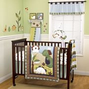 CoCo and Company Chomp and Stomp 4-pc. Crib Bedding Set