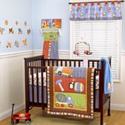 CoCo and Company Roadwork 4-pc. Crib Bedding Set