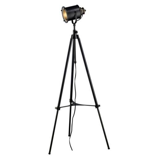 Adjustable Tripod Floor Lamp