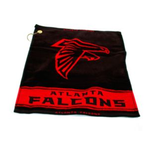 Team Golf Atlanta Falcons Woven Towel