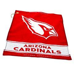 Team Golf Arizona Cardinals Woven Towel