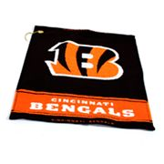 Team Golf Cincinnati Bengals Woven Towel