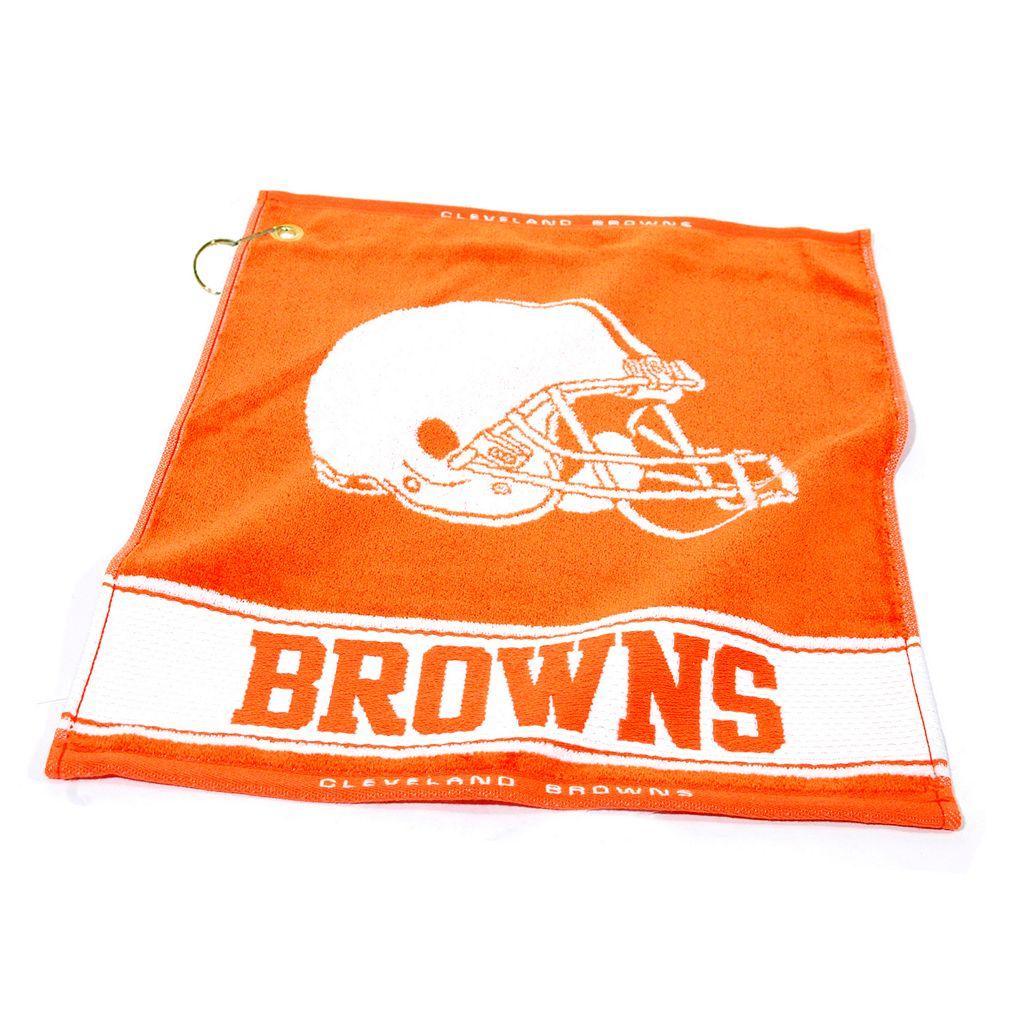 Team Golf Cleveland Browns Woven Towel
