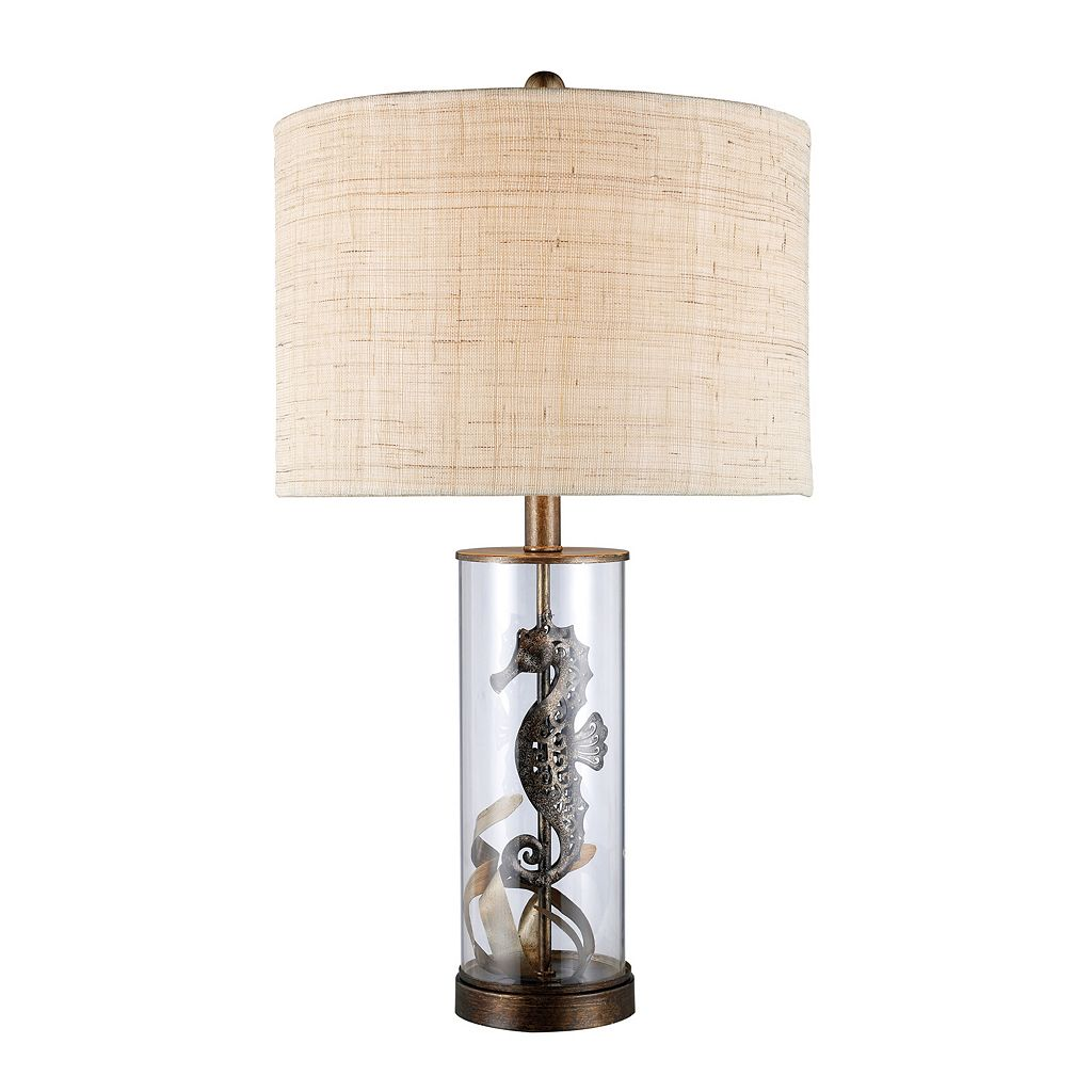Seahorse Table Lamp