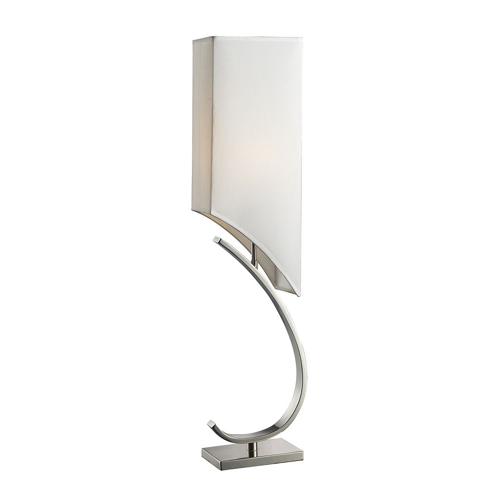 Modern Slant Table Lamp