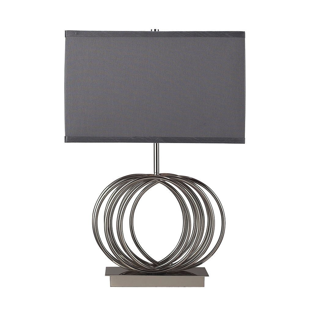 Contemporary Sphere Table Lamp