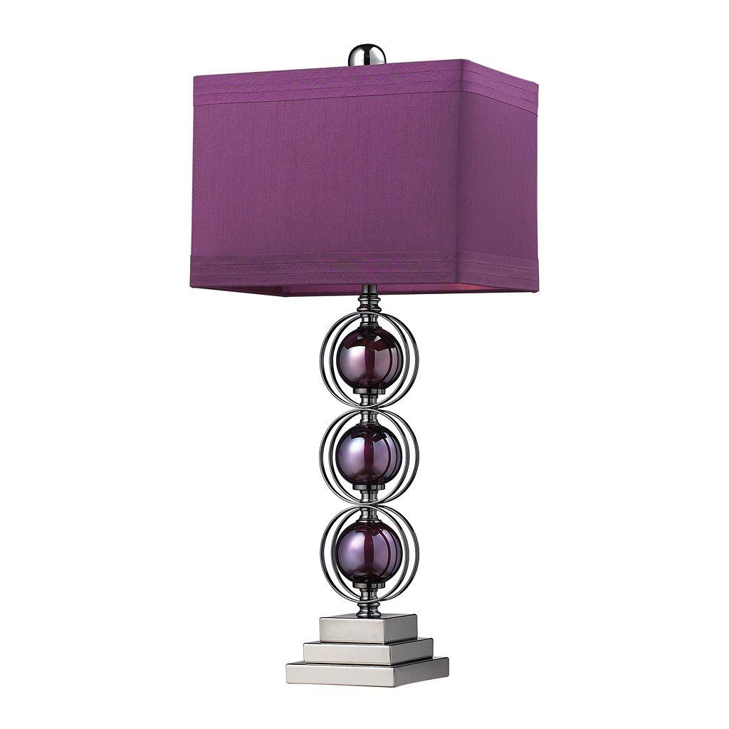 Modern Orb Table Lamp