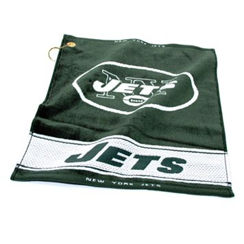 Team Golf New York Jets Woven Towel