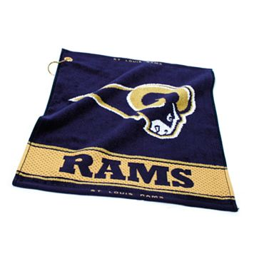 Team Golf St. Louis Rams Woven Towel