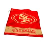 Team Golf San Francisco 49ers Woven Towel