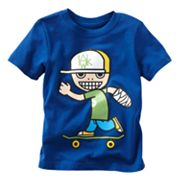 Tony Hawk Kick Push Hawky Tee - Toddler