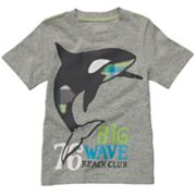 Carter's Whale Tee - Toddler