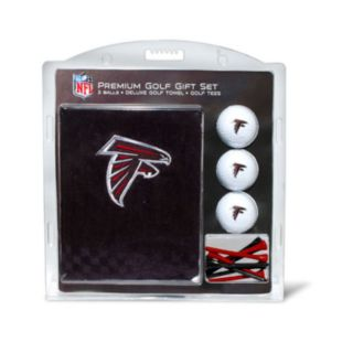 Team Golf Atlanta Falcons Embroidered Towel Gift Set