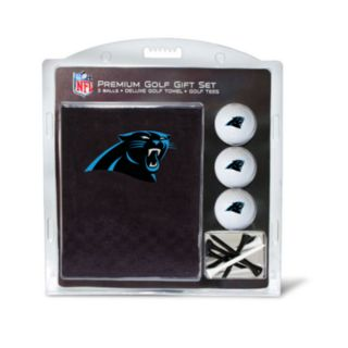 Team Golf Carolina Panthers Embroidered Towel Gift Set