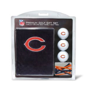 Team Golf Chicago Bears Embroidered Towel Gift Set