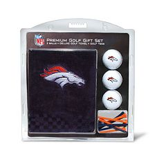 Team Golf Denver Broncos Embroidered Towel Gift Set